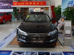 众泰Z700购车价格 平价销售现车充足