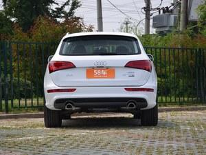 奥迪Q5广州现车供应 购车优惠9.1万元