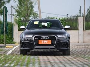 购奥迪RS 6暂无优惠  店內少量现车有售