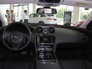捷豹XJ最高让利18.87万 店内现车热销