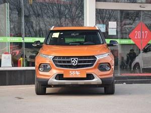 宝骏510裸车价格 上海现车4.48万起售