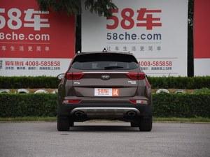 起亚KX5最新价格 全系车型优惠2.2万元