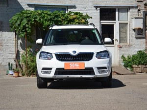 Yeti现车在售 购车享最高优惠6100元