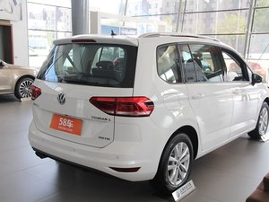 大众途安限时促销达2.1万 店内现车在售