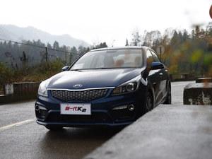 起亚K2 全系车型 最高优惠1.3万元