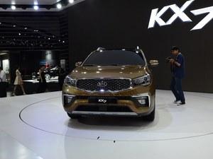 起亚KX7购车优惠2万元 现车可试乘试驾