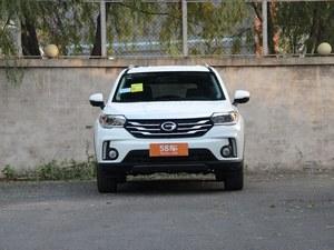 广汽传祺GS44S店报价 现车优惠8000元