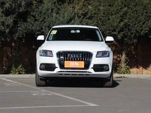 杭州 奥迪Q5最高优惠8万元  现车充足