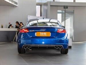 奥迪TTS促销优惠8.73万 广州现车充足