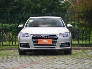 奥迪A4L店内现车在售 售价29.98万元起