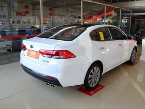 南京起亚K4优惠高达1.8万  现车充足