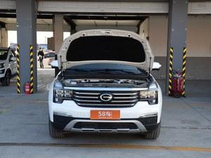 传祺GS8昆明购车优惠 欢迎到店试乘试驾