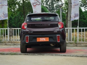 昌河Q35售价6.99万起售 店内火热销售