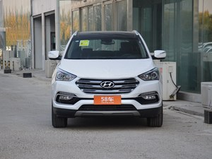 2017款胜达杭州报价 降价优惠2.8万元