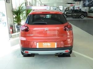南宁雪铁龙C3-XR龙康店内促销优惠2万元