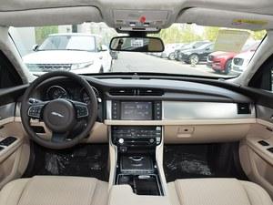 捷豹XFL平价销售38.8万元起 可试乘试驾
