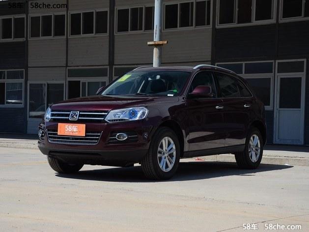众泰T600近期购车优惠0.2万 现车充足