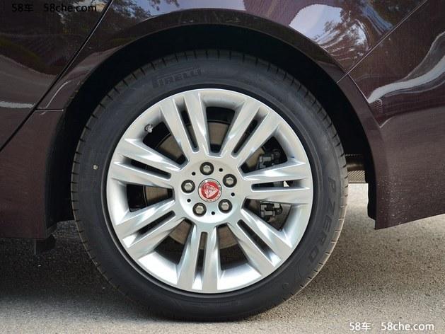 西安捷豹XFL优惠6.6万 现车报价多少钱