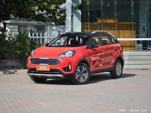 起亚KX3上海经销商价格 购车钜惠2.8万