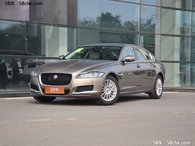 捷豹XFL最低价格 现金直降16.8万热销中