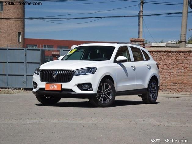 南京宝沃BX7全系平价销售  现车充足