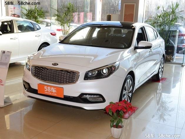 购起亚K4优惠2万送礼包 广州现车供应