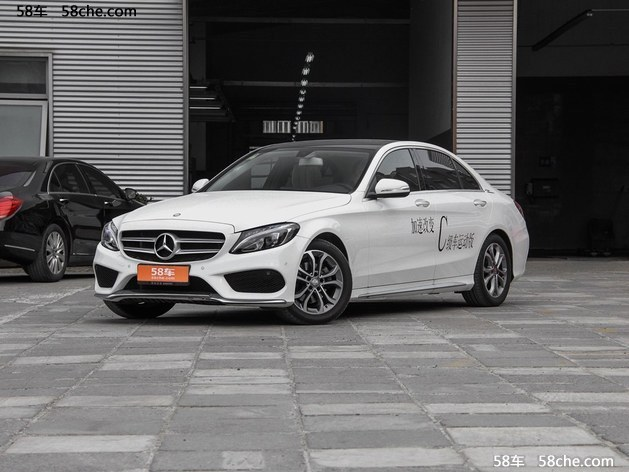 武汉奔驰C级新报价   现车优惠2万元
