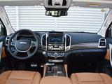 哈弗H9 2017款  2.0T 汽油四驱尊享型 5座_高清图1