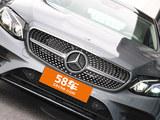 奔驰E级(进口) 2017款 奔驰E级 E 200 4MATIC 轿跑车_高清图5