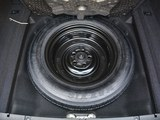 本田UR-V备胎
