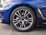 英菲尼迪Q60车轮