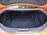日产GT-R后备箱