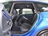 宝马3系GT后排空间