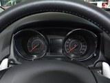 雪铁龙C4 Aircross仪表盘