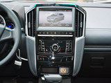 优6 SUV中控台
