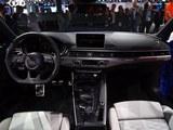 奥迪RS 4中控全图