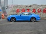 Mustang正侧