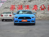 Mustang正前