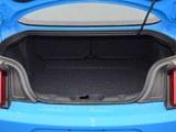 Mustang后备箱