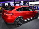 奔驰GLC AMG 2017款  AMG GLC 43 4MATIC 轿跑SUV特别版_高清图5