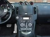 日产370Z中控台