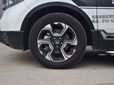 本田CR-V车轮
