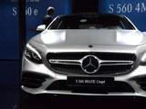 奔驰S级 2018款  奔驰S560 4MATIC Coupe_高清图3