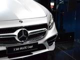 奔驰S级 2018款  奔驰S560 4MATIC Coupe_高清图2