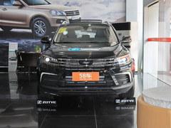 众泰T600 Coupe 1.5T 自动尊贵型
