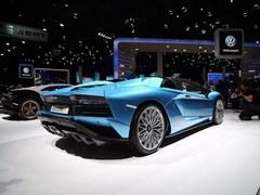 Aventador Aventador S Roadster