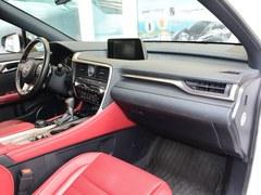 雷克萨斯RX 300 四驱F SPORT版