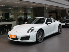 保时捷911 Targa 4 GTS 3.0T