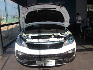 猎豹CS9让利促销中 裸车价6.58万元起