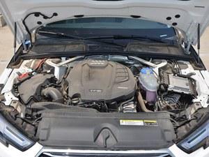 奥迪A4L想不到的高优惠 购车优惠7.5万
